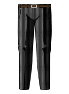 Stripes Suit Pants