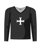 Long T-shirt Cross