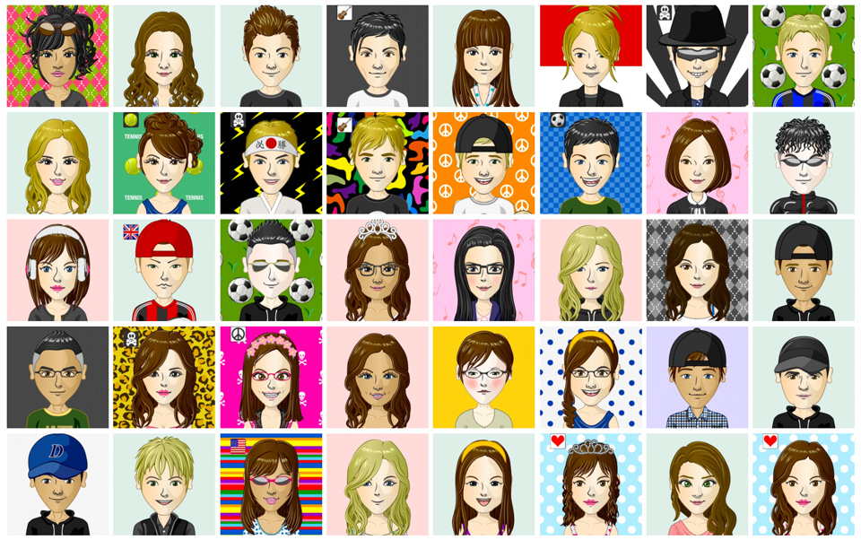 Avachara Self Portrait Maker Website To Create A Cartoon Character Of Yourself